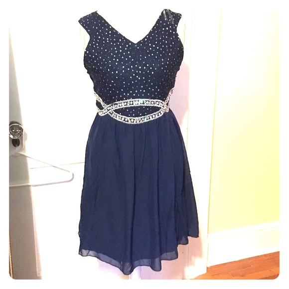 Speechless Dresses Sale Nwt Girls Plus Navy Party Poshmark